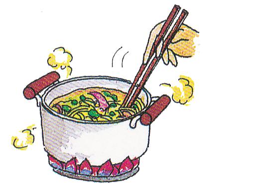 元祖具付冷凍長崎ちゃんぽん 作り方4